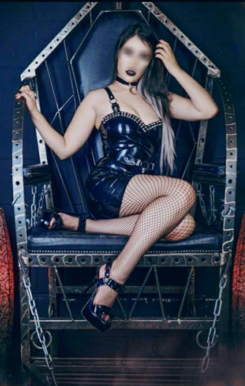 Mistress Όλγα – BDSM
